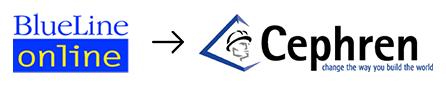Blueline Cephren Logo