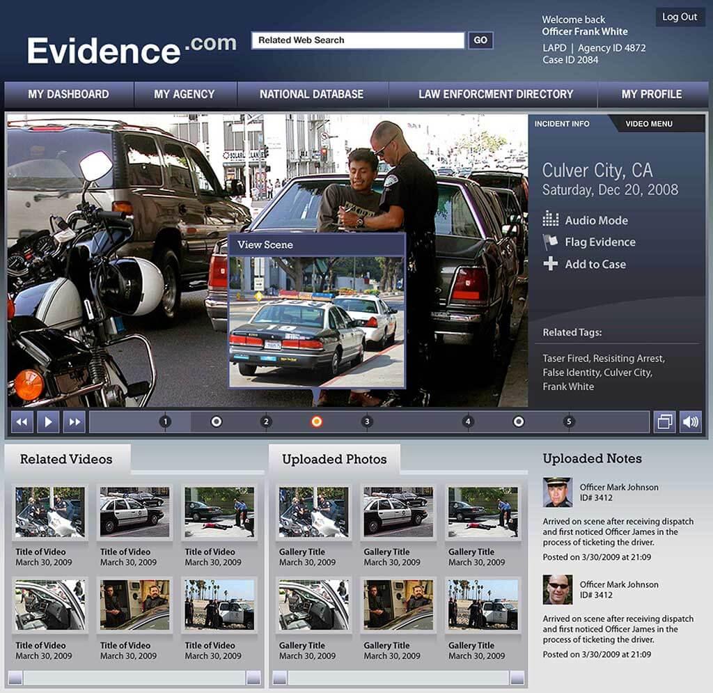 Axon Evidence