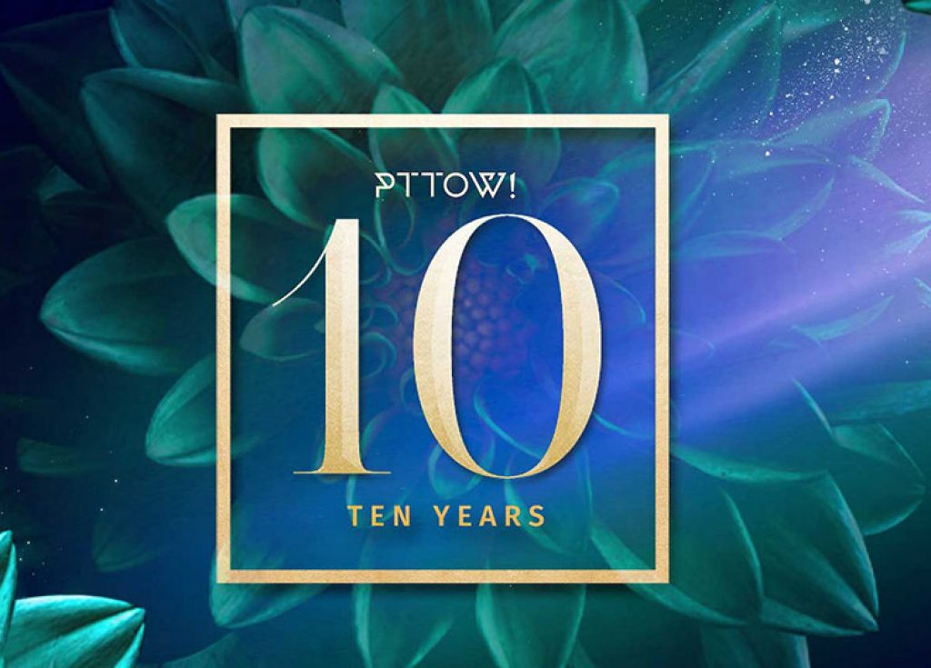 PTTOW 10 Years Image